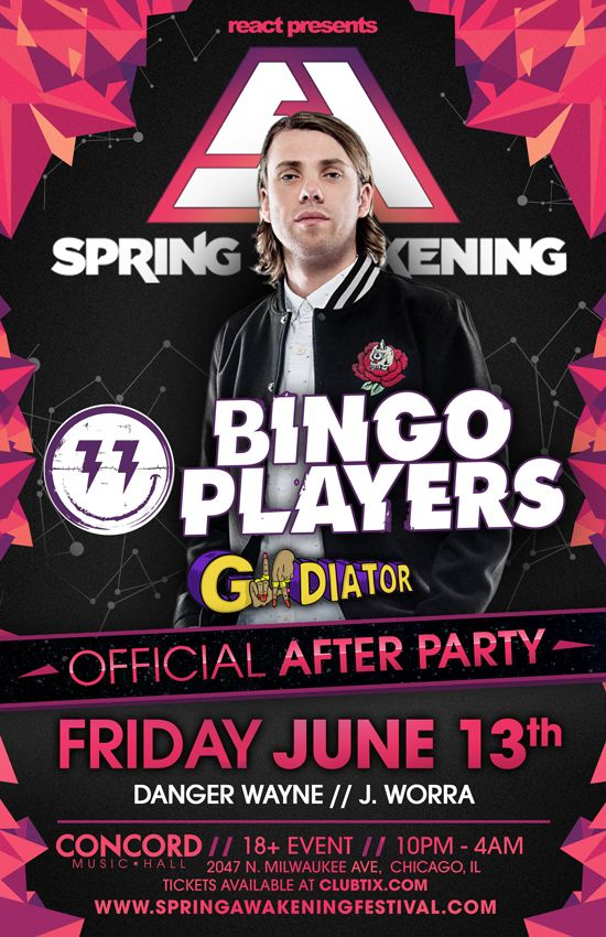 Bingo Players + gLAdiator