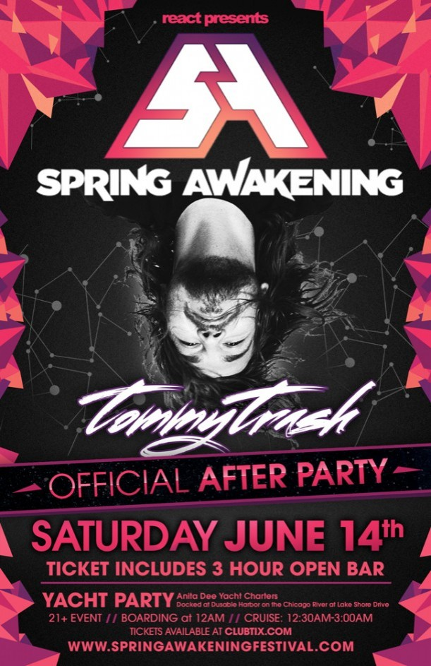 Tommy Trash Yacht Party