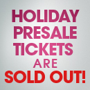 SAMF Holiday Pre-Sale are Sold Out